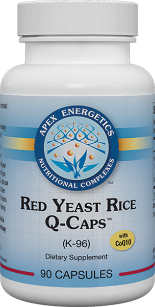 Picture of Red Yeast Rice Q-Caps™